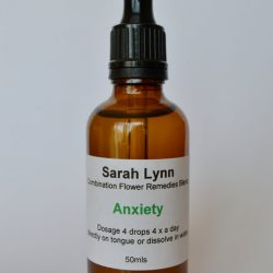 combination flower remedies for anxiety