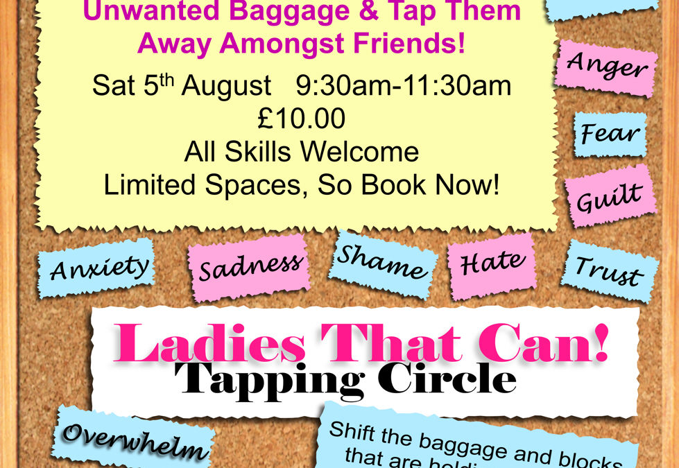 August Ladies That Can Tapping Circle