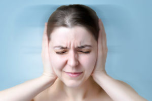 Tinnitus or ringing in the ears