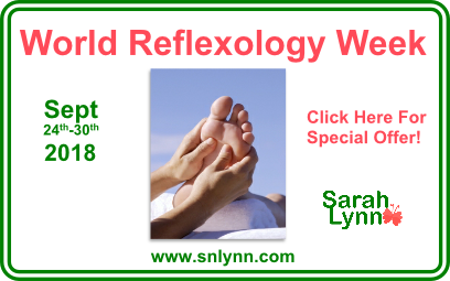 World Reflexology Week 2018